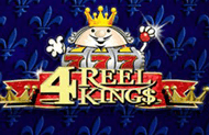 Игровой автомат 777 4 Reel Kings онлайн
